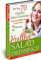 70 Healthy Salad Dressings