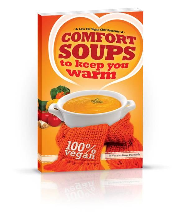 Vegan                                 Comfort Soups To Keep You Warm
