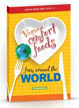 Vegan comfort foods from around the world low fat recipes physical book digital ebook fandeluxe Choice Image