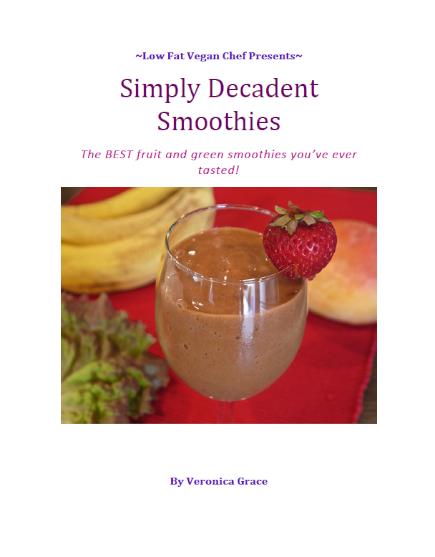 Simply Decadent Smoothie Recipes