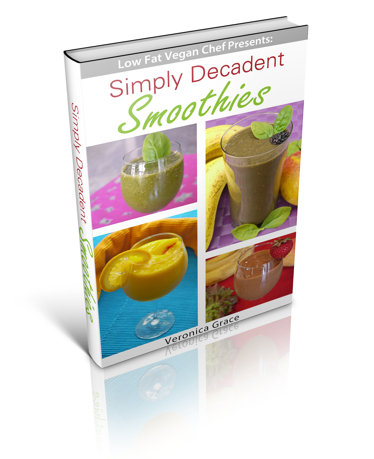 Simply                                                           Decadent                                                           Smoothie                                                           Recipes