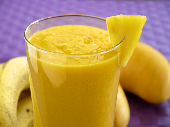 pineapple delight smoothie