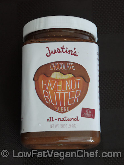Justin's Chocolate Hazelnut Butter Blend (It's Vegan!)