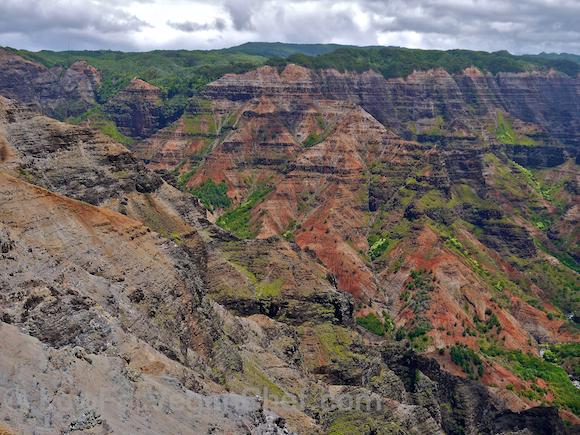 Waimea Canyon Kauai Hawaii