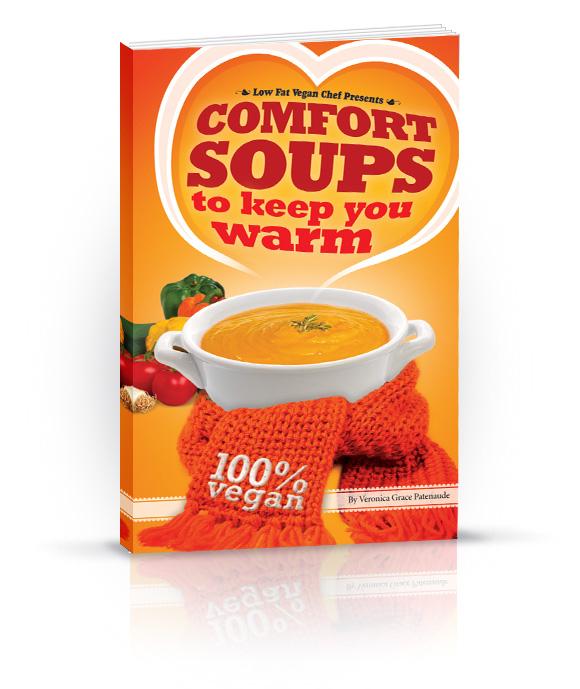 Low Fat Vegan Comfort Soups