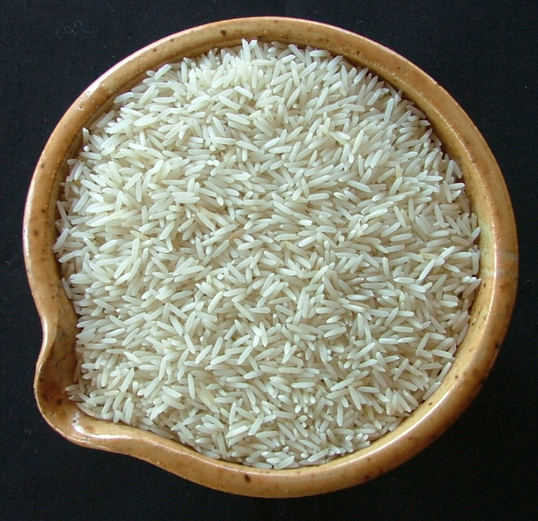 how to cook the perfect white basmati rice
