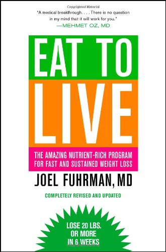 Eat To Live Program By Dr. Fuhrman Overview